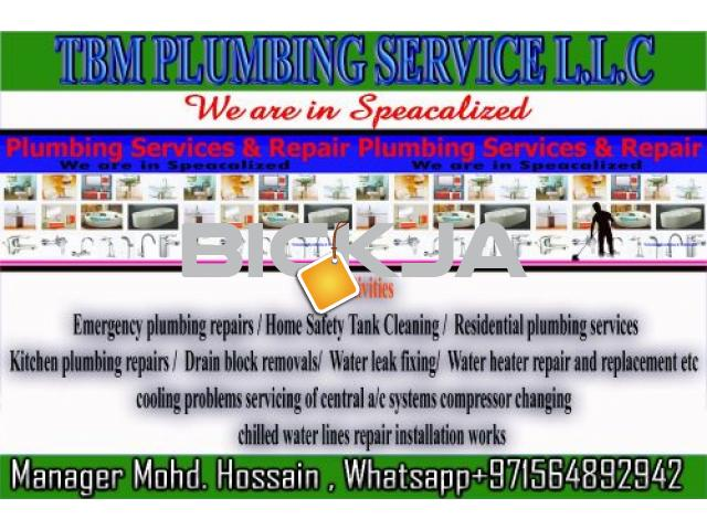 Dubai Plumbing Services – Repair – Maintenance call 0543625822 - 1/1