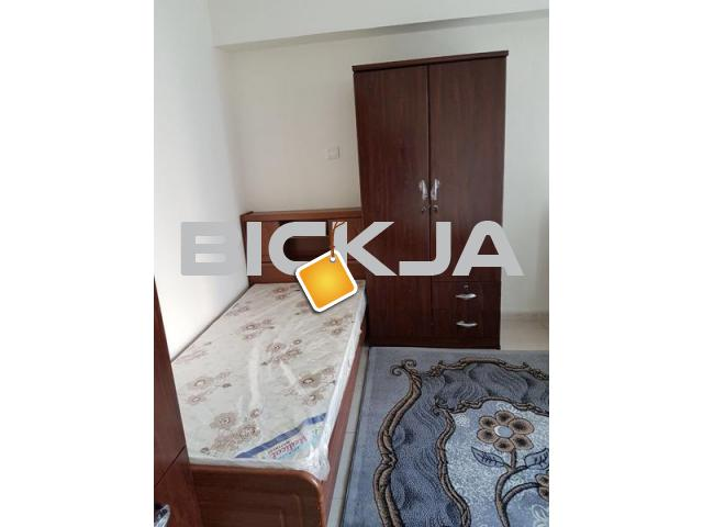 SHARING 1 BHK IN AL BARSHA 1, NEXT TO MALL OF EMIRATES, EXCLUSIVELY FOR INDIAN EXECUTIVES (MALE)!!! - 1/1