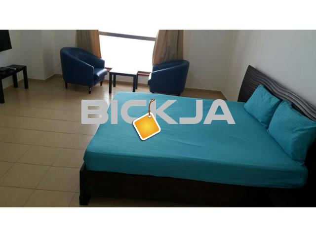 ,Fully Furnished Large Bedroom Ensuite  in JBR - 1/1