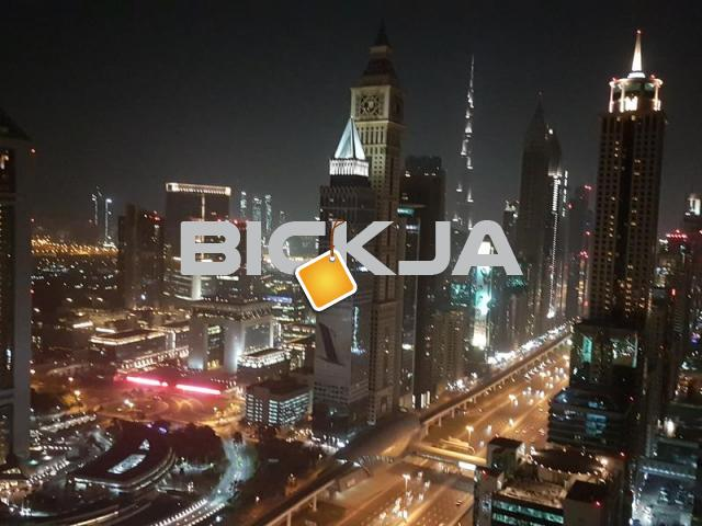 LARGE ROOM IN AN EXECUTIVE APARTMENT IN SHEIKH ZAYED ROAD - 1/1