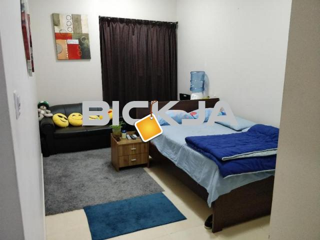 Furnished Room for Executive Male in Liwan (Dubai Land) Near DSO - 1/1