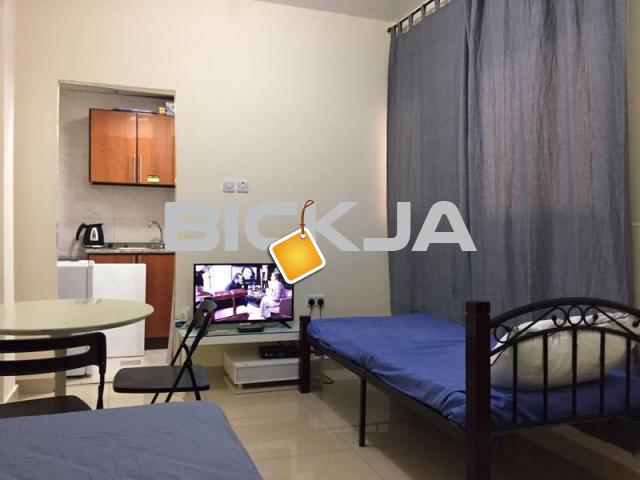 FULLY FURNISHED STUDIO NEAR KHALIDIYAH MALL FOR SHARING - 1/1