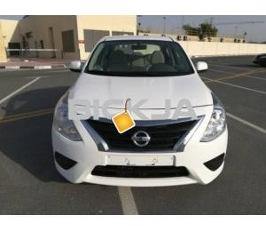 NISSAN SUNNY  2015 FOR SALE WITHOUT DOWN PAYMENT 100% BANK LOAN