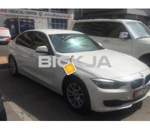 BMW 316i 2015 model in excellent condition for sale