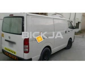 TOYOTA HIACE CHILLER DELIVERY VAN