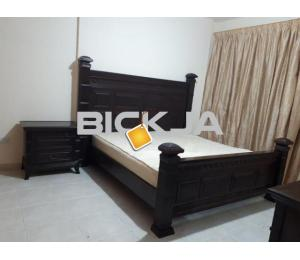 Big Full Furnished Room with Balcony for Families/Couples
