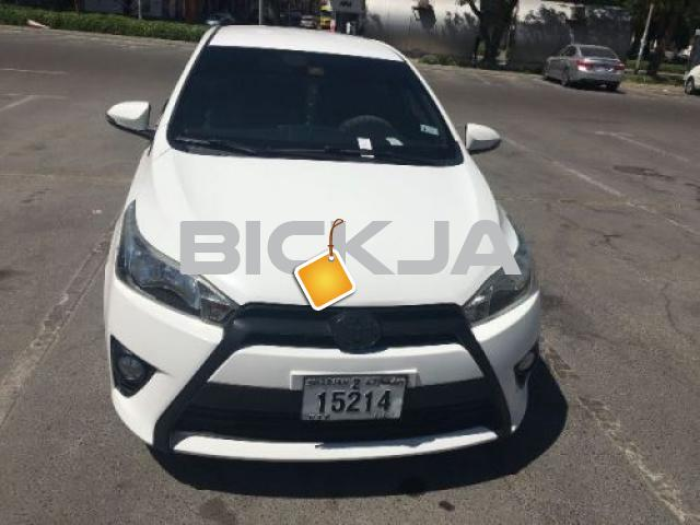 TOYOTA YARIS FOR SALE - 1/1