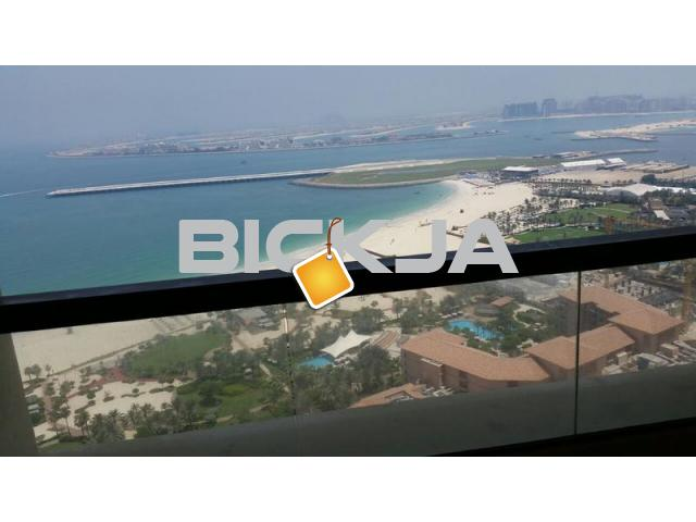 BIG  SPACIOUS MASTER ROOM WITH ENSUIT BATH IN A FULL SEA VIEW PENT HOUSE ON A HIGHER FLOOR IN J - 1/1