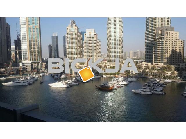 LOOKING FOR A ROOM PARTNER TO SHARE THE BIG MASTER ROOM IN A CLEAN APRTMENT ON A HIGH FLOOR IN JBR - 1/1