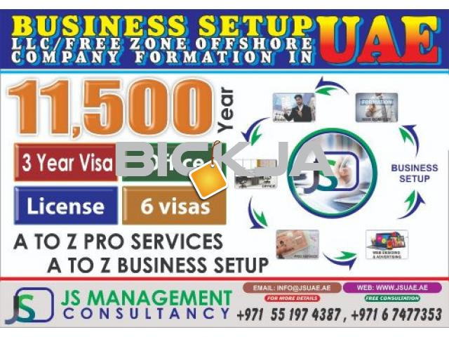 Business Set Up on installment - 1/1