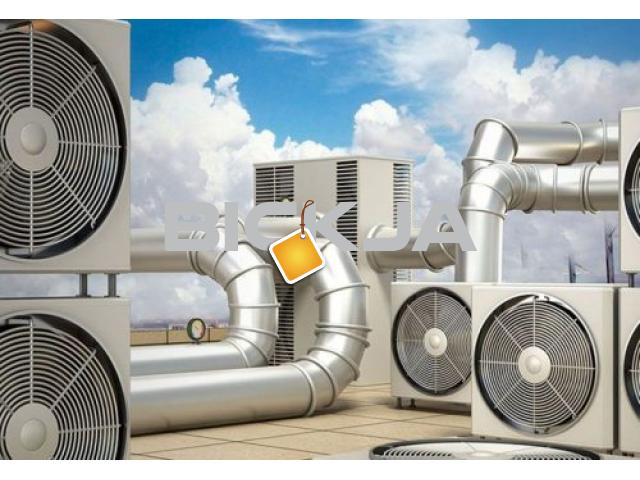Maintenance and Air Conditioning Services - 1/1