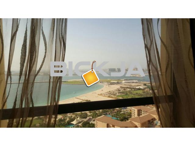 Brand New Apt With Brand New Furniture All Ensuit In JBR Duplex Apt With Full Sea  View Just In 5000 - 1/1