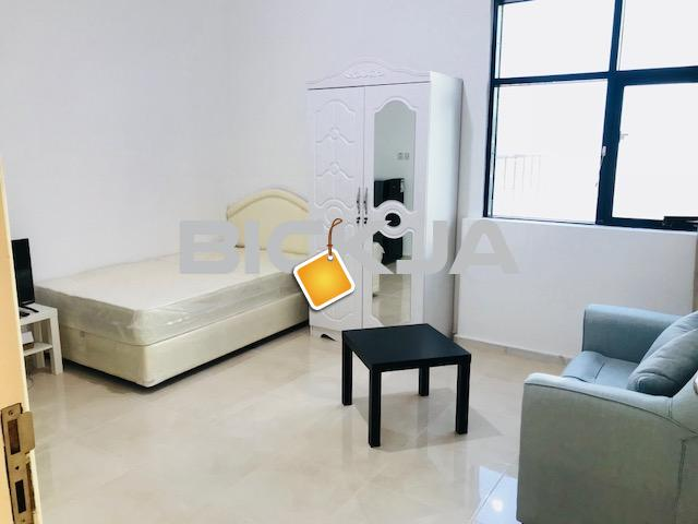 FULLY FURNISHED ROOM FOR RENT NEAR DANA HOTEL IN BRAND NEW FLAT 1 OR 2 PERSONS ONLY - 1/1