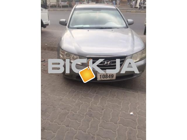 HYUNDAI SONATA 2009 MODEL FOR SALE IN VERY GOOD CONDITION CALL 0507201562 - 1/1