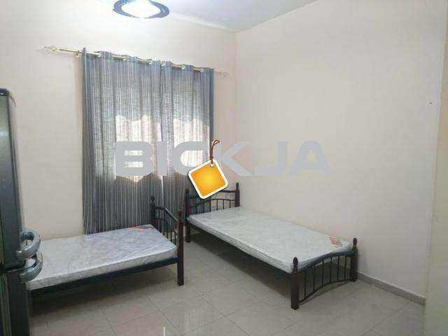 Room for rent 1700 for 2 people including ALL in al nahda.850 if bedspace - 1/1