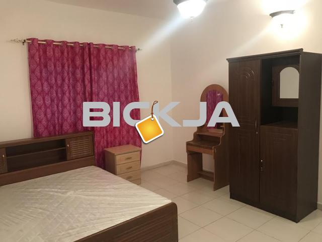 Furnished one bedroom with attached washroom for monthly rental - 1/1
