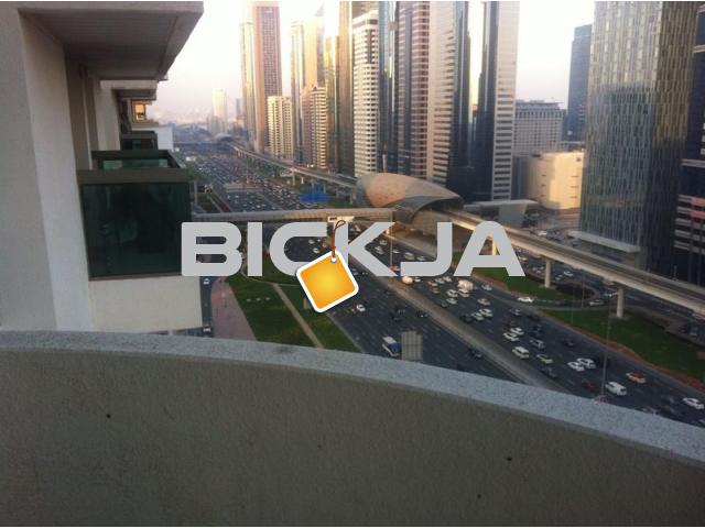 Quite and Clean Bed Space in Shekh Zayed Road - 1/1