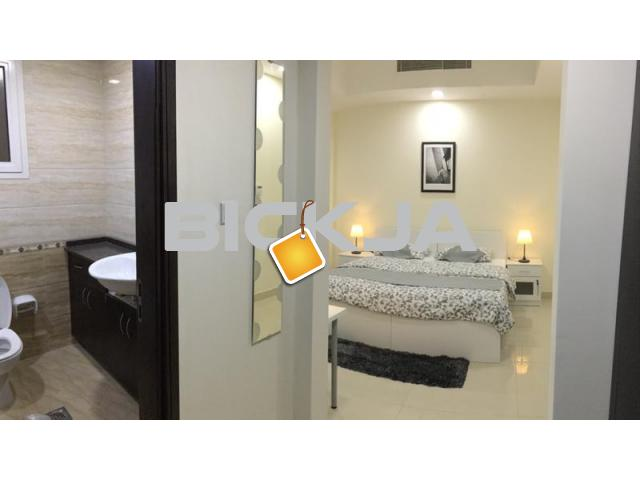 Live in luxury, Exclusive Service, Professionals Only - JVC - Aed 4,500 PM incl all bills. - 1/1