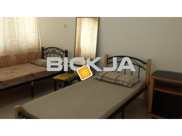 FURNISHED ROOM AT TOURIST CLUB AREA - 1/1
