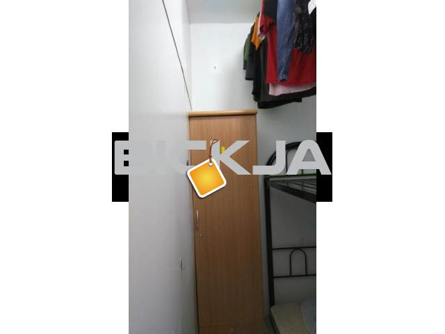 2 wood close partition for filipino with privacy and owndoor navy gatea area near al maya supermrket - 1/1