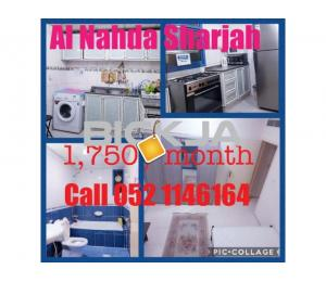 Room available to rent at al nahda opposite sahara center