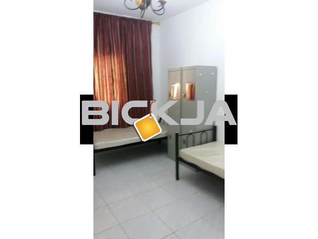 LADIES BED SPACE- SHARJAH  ABU SAGHARA - 1/1
