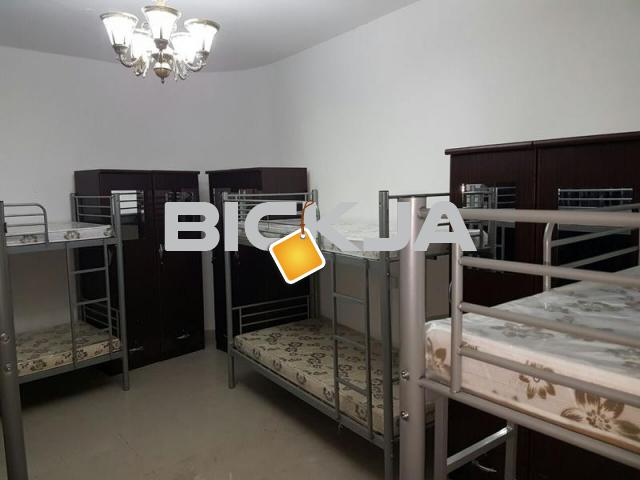 Male Bed space in Meena Bazar Near Ghubaiba metro station - 1/1