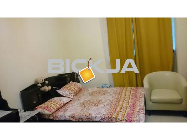 Room and partition for rent in Al barsha 1 from June 1st - 1/1
