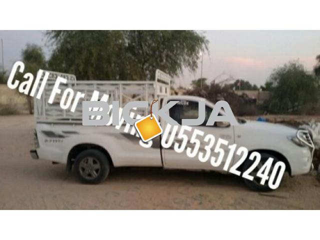 One Ton Pick–Up For Rent In Dubai 0553512240 - 1/1