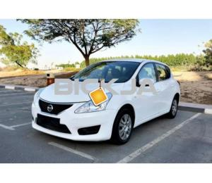 Nissan Tiida 2014 | Mechanically Perfect | Mint Condition | EMI 440 x 60 | 0% D.P, GCC