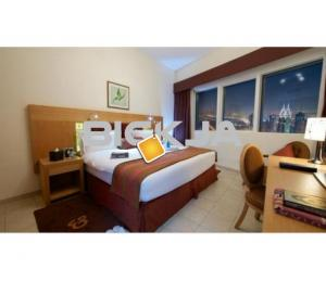 FULLY SERVICED - GORGEOUS MASTER SUITE WITH SEA VIEW IN A LUXURIOUS HOTEL APARTMENT