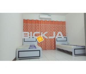 INDIAN BACHELORS EXCELLENT BRAND NEW SINGLE BED SPACE FOR IMMEDIATE OCCUPY