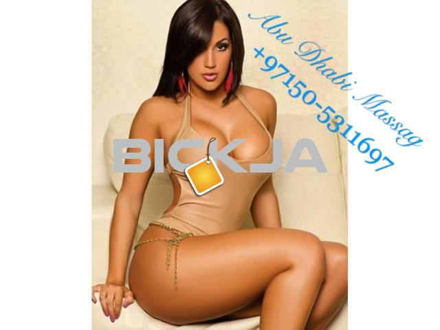 Amazing Body Massage in Abu Dhabi +97156-1191353 - 1/1
