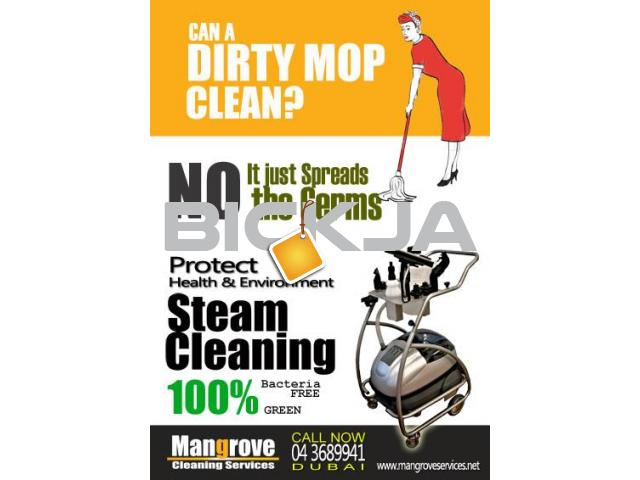 Move-in/out Deep Cleaning Services in Dubai - 1/1