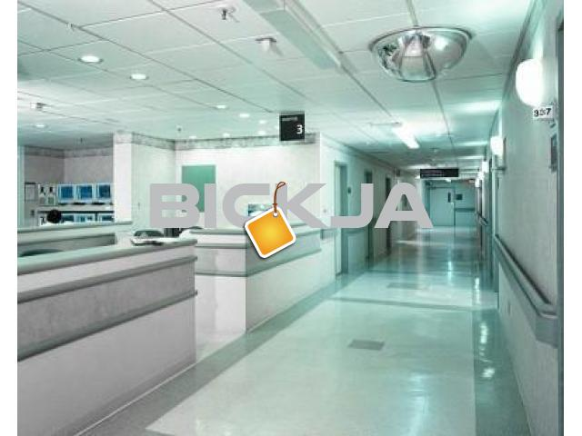 Brand New Hospital Professional Deep Cleaning Services in Al Jaddaf-0545832228 - 1/3
