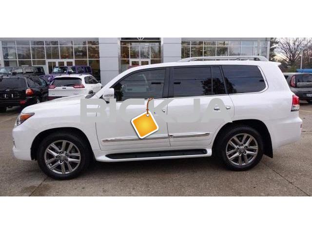 LEXUS LX 570 2015 USED CAR FOR FAMILY - 3/4