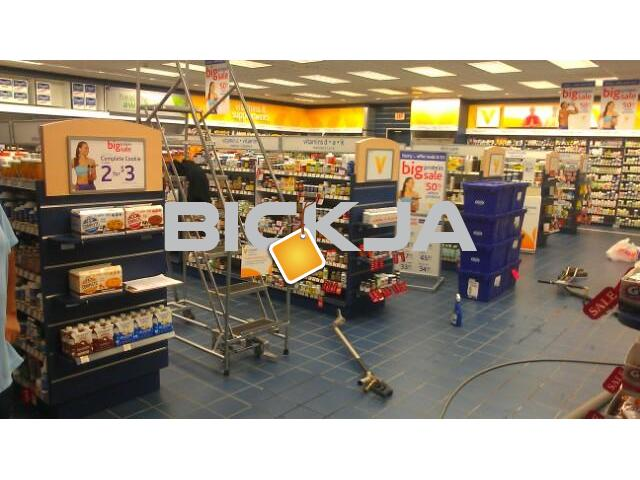 Supermarkets/Grocery Shops Deep Cleaning Services in Deira-0545832228 - 2/3