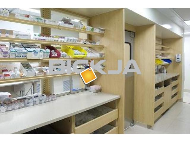Pharmacy/Drug Store Deep Cleaning Services in Deira-0545832228 - 1/3