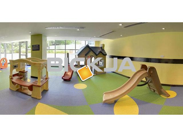 KIDS PLAY CARE & FUN PLAY CARE AREA CLEANING SERVICES IN JUMEIRAH-0545832228 - 1/2