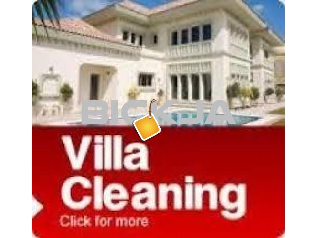 Villa Deep Cleaning Services in Dubai-0545832228 - 1/1