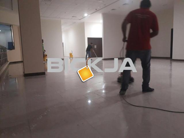 PROFESSIONAL BRAND NEW BUILDING DEEP CLEANING SERVICES IN DUBAI-0545832228 - 1/3
