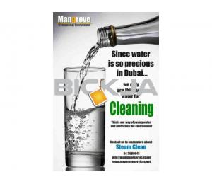 Villa, Flats,Offices Deep/Steam Cleaning Services in Dubai