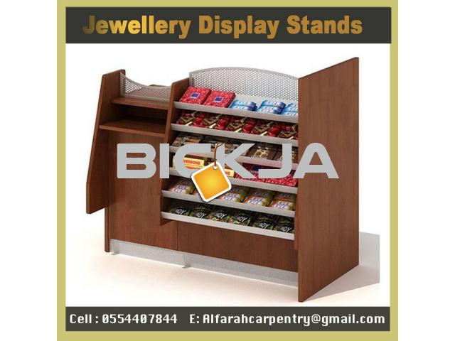 Rental Display Stand At Abu Dhabi | Display Stands For Sell | Jewelry Display stand Al Falah city - 1/4