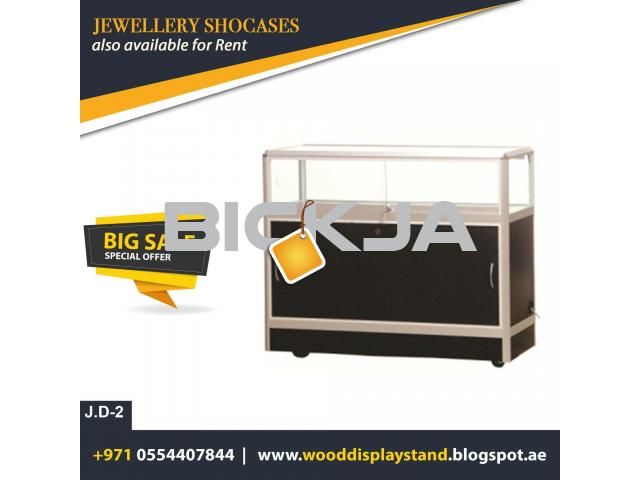 Rental Display Stand At Abu Dhabi | Display Stands For Sell | Jewelry Display stand Al Falah city - 3/4