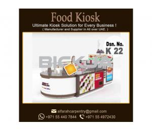 Wooden Kiosk Manufacturer And Supplier In Dubai | Exhibition Kiosk | Mall Kiosk Abu Dhabi