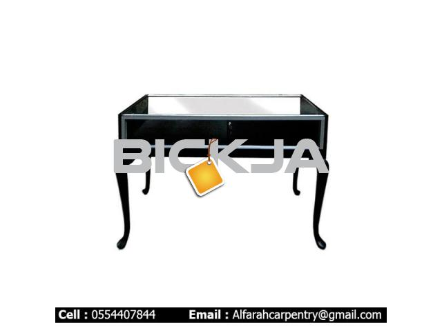 Rental Display Stands Abu Dhabi | Events Display Stands | Wooden Display Counters Dubai | - 4/4