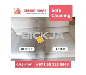 SOFA CARPET DEEP SHAMPOOING