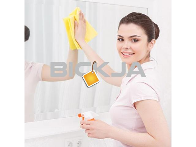 Home Maid Services, Good Housekeeping Service Dubai, Home Cleaning Meadows - 3/4