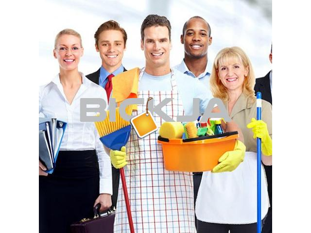 Home Maid Services, Good Housekeeping Service Dubai, Home Cleaning Meadows - 4/4
