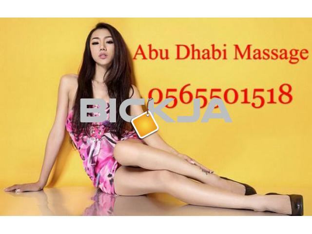 Abu Dhabi Body Massage +97156-5501518 - 1/1
